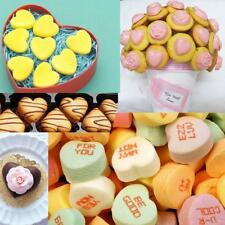Chocolate Cupcake Cookie Soap Candy Cube Cake Silicone Mold Mould