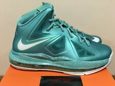 NEW Nike Lebron X Easter GS Basketball Shoes 543564 303 NEW DS SIZE 5Y