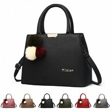 Fashion Women Handbag Shoulder Bag Leather Messenger Hobo Bag Satchel Purse Tote