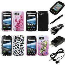 For Motorola Atrix 2 MB865 Design Snap-On Hard Case Phone Cover Headphones