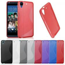 Soft TPU Phone Cover Case Back Skin Rubber for Htc Desire 626 626s