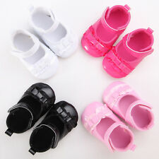 Adorable Bowknot Bow Anti-slip Baby Toddler Crib Shoes Soft Infant 3 Sizes #BS50