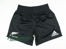 All Blacks 2017 Men's Home Rugby Shorts by adidas