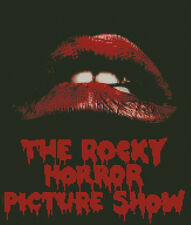 Cross stitch chart, pattern, Rocky Horror Picture Show.