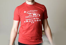 Anatomy of a bike race.. Real Tour de France Cycling Fans T shirt