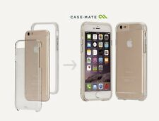 SALE Genuine Case-Mate® iPhone 6/6s 6/6s Plus Naked Tough Clear Case Dual Layer