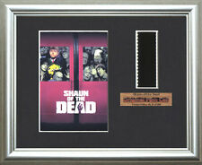 SHAUN OF THE DEAD    Simon Pegg - Nick Frost    FRAMED MOVIE FILMCELLS