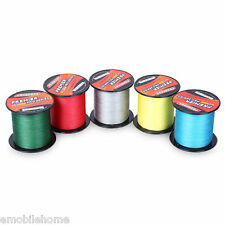 300M PROBEROS Super Power Durable PE 4 Strands Braided Fishing Line 6LBS-80LBS