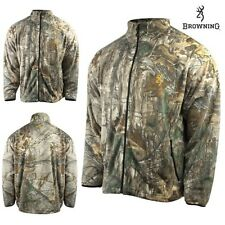 Browning Wasatch Hunting Fleece Jacket - Realtree Xtra Camo - Choose Size - NEW!