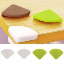 4xBaby Safety Table Desk Edge Corner Cushion Guard Softener Bumper Protector