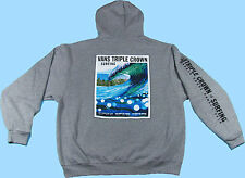 This Winters 2016/17 WSL Triple Crown Hawaii Surfing Contest Hoodie Sweat Shirt