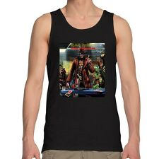 Tee IRON MAIDEN Eddie Stranger in A Streng Land Mens Tank Top