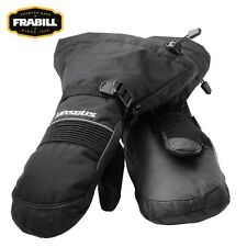 Frabill FXE SnoSuit Gauntlet Mitts Mittens For Ice Fishing & Snowmobile Size S/M