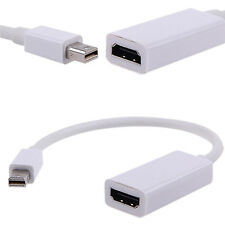 DisplayPort to VGA HDMI DVI Converter Adapter Cable for Apple MacBook Tidy
