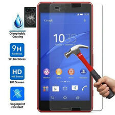 Premium Tempered Glass Screen Protector Film For Sony Model