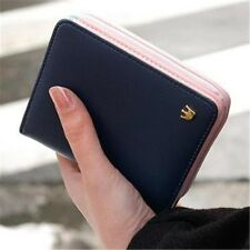 Women's Short Wallet Clutch Lovely Vintage Handbag Clutch Purse Card Holder