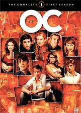The O.C. - The Complete First Season (DVD, 2004, 7-Disc Set)