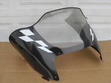 2000-2006 Arctic Cat ZR/ZL/Z/MounT Cat/ETC Checkered/Clear/Black Windshield