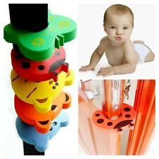 Animal Baby Child Safety Guard Finger Pinch Door Stopper Protector