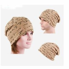 Women's Skateboard Hip-hop Hip-Hop Ski Unisex Warm Knit Hat Winter Cap Beanie