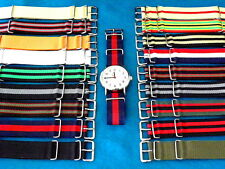 IMPORTED BRITISH MILITARY MoD SPECIFICATION G-10 WATCH BANDS