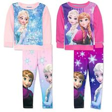 Disney Frozen Girls Outfit Set Jumper Leggings All Season Outfit Set 3-8 years