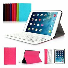 Detachable Wireless Bluetooth Keyboard Case Cover For Apple iPad 2 3 4 Mini 2