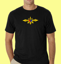 Philippines filipino pinoy t-shirt Wing Philippine Flag Front & Back RL