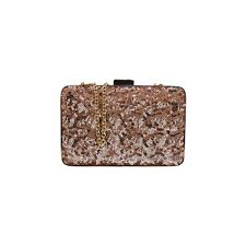 Clutch Bag Mini Clutch bag Coccinelle with paiette shiny and tracollina golden W