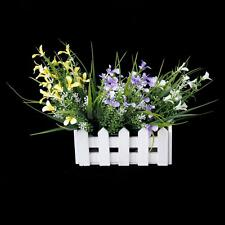 Artificial Simulation Gladiolus Flower Plant for Wedding Party Decor