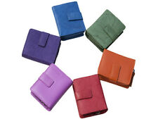 New Ladies Real Leather Ladies wallet small cute size, big coin purse ❣Palm size