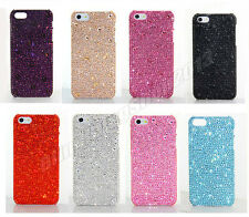 9 Colors Handmade Bling Austria Diamon Crystal Case Cover For iPhone 6 Plus