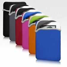 Neoprene Reversible Sleeve Pouch Case Cover Amazon Kindle Kobo E-reader Tablet