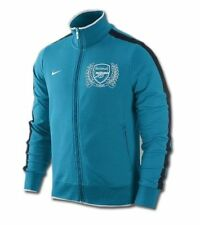NIKE ARSENAL AUTHENTIC N98 JACKET Teal/White.