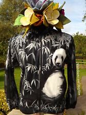 DELICIOUS NEW PANDA JACKET FLEECE SIZE 10 12 14 16 18 20 COAT TOP DOG CAT JUMPER