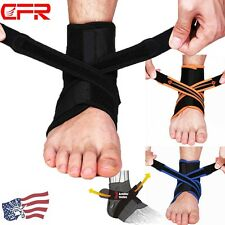 Neoprene Ankle Support Ankle Brace Foot Guard Stabilizer Basketball Football -U4