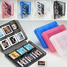 28 in 1 Game Card Case Holder Cartridge Box for Nintendo DS NDS 3DS XL LL NDSi