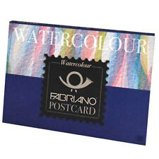 "Fabriano Studio Watercolor Pad - Cold-Press - 9"" x 12"" - 90 lb., 75 Shts./Pad SV"