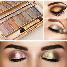 Popular 9 Color Eye Shadow Makeup Cosmetic Shimmer Glitter Eyeshadow Palette