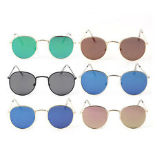 3447 Fashion Metal Frame Sports Sunglasses Colorful Lens UV400 Sunglasses BE
