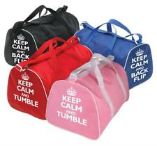 Gymnastic Holdall with KEEP CALM AND TUMBLE - GYMNASTIC BAG