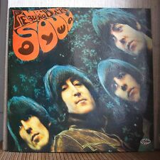 THE BEATLES - RUBBER SOUL !!! LAMINATE!! EXTRA RARE!!! RUSSIAN PRESS!!!