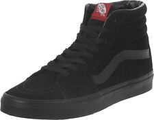 Vans Sk8 Hi Black Black Mens Womens Skate Shoes Sizes 4.5-13