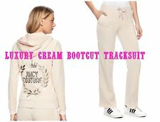 NWT Juicy Couture Velour Tracksuit Women Embellished Jacket Bootcut  Xs S M L XL