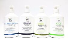 B2 ORGANIC Nature Spa Hand and Body Lotion Variations 16oz/473mL
