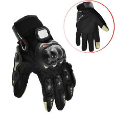 Touch Screen Full Finger Motorcycle Motorbike Racing MTB Sports Cycling Gloves