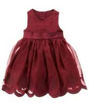 NWT Janie and Jack SPECIAL OCCASION Embroidered Silk Dress 3T 7