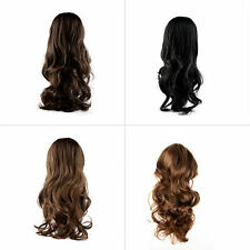 New Fashion Lovely Women Girl Wig Long Wavy Curly Hair Cosplay Party Wigs~RE