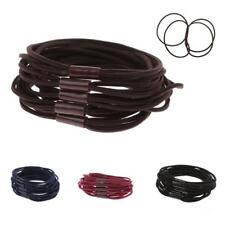 5pcs Women Girls Elastic Hair Ties Band Rope Ponytail Bracelet Hair Accessories
