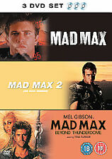 MAD MAX TRILOGY -  NEW / SEALED DVD - UK STOCK